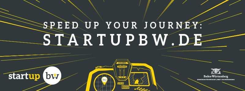 Startup BW PODCAST-Flyer